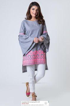 Khaadi WTE17508 Luxury Pret 2017 - Original Online Shopping Store