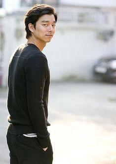 110917 ❤❤ 공유 Gong Yoo ♡♡ Life was its usual and then there's Yoo. Korean Star, Korean Men, Asian Men, Asian Guys, Gong Li, Yoo Gong, Asian Actors, Korean Actors, Korean Celebrities