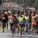 PHOTO GALLERY: Sights from Monday's 120th Boston Marathon (Yahoo Sports)