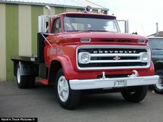 Post Your 1960-1966 Chevrolet & GMC Big Boy Trucks - Medium-Heavy Duty Models/Series - The 1947 - Present Chevrolet & GMC Truck Message Board Network