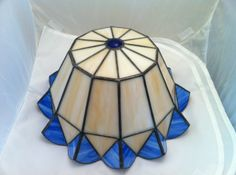 stained glass ceiling fan | Details about STAINED GLASS CEILING FAN GLOBE, LIGHT SHADE, LAMP SHADE