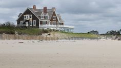 Spend a summer in a beach house in the Hamptons (I blame the movies)