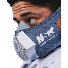 Nose Mask, Face Masks, Breathing Mask, Cool Masks, Fashion Face Mask, Velcro Straps, Mask Design, How To Memorize Things, Exercise