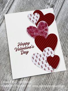 handmade valentine card ideas luxury 50 thoughtful handmade valentines cards diy of handmade valentine card ideas Valentines Day Cards Handmade, Homemade Valentines, Valentine Crafts, Greeting Cards Handmade, Happy Valentines Day Card, Valentine Ideas, Valentines Sweets, Printable Valentine, Valentines Greetings