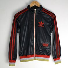 100% authentic a8a69 e2af5 Adidas Jacket Vintage Chile 62 Women S Vintage Adidas Windbreaker Vintage  windbreaker Adidas jacket Red Adidas 3 Stripes jacket women small