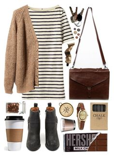"""Untitled"" by hanaglatison ❤ liked on Polyvore featuring mode, Infinite, Pull&Bear, Jeffrey Campbell, Jayson Home, Aesop, women's clothing, women, female en woman"