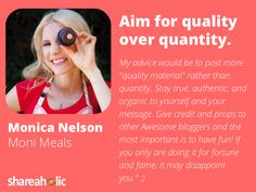 @Monica Nelson joins #SHRChannels! Learn more: http://blog.shareaholic.com/2012/12/shareaholic-fitfluential/