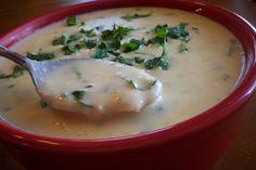 Marie Callender's potato cheese soup