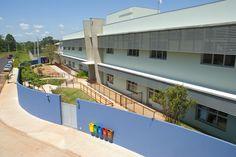 Projeto de Arquitetura Escolar - Escola Four C