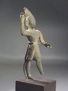 Syro-Hittite smiting God