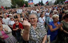 Пенсионеры страшнее, чем партизаны — блогер о пенсиях для Донбасса http://dneprcity.net/blogosfera/pensionery-strashnee-chem-partizany-bloger-o-pensiyax-dlya-donbassa/  Еще раз повторю свою мысль о пенсиях для Донбасса. Это очень серьезный ресурс для давления на ДЛНР-ию.   Пенсионный туризм нужно прекратить, а пенсии зачислять на депозиты и гарантировать их