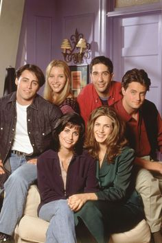Can you believe it's been 10 years since the Friends finale aired?