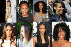 "#TBT: Jada Pinkett Smith has been all over the media with the alleged ""Will and Jada split/Will is with a 23 year old"" #scandal. Whatever the truth may be, let's give it up for Jada for remaining flawless over the years as well as being #bold when it comes to changing up her #hair #styles. We're rooting for you Will and Jada!"