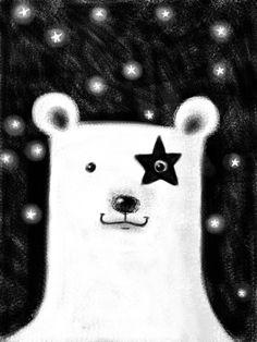 Seeing Stars. $20.00, via Etsy.