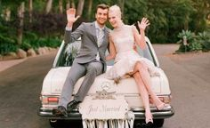 New Wedding Trend? Elope Now, Party Later