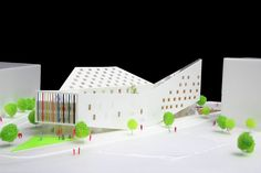 Gallery of Euralille Youth Centre / JDS Architects - 16