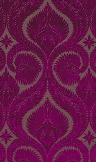 deep magenta - mylusciouslife.com - Luscious patterns
