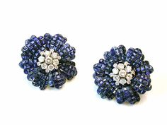 Aletto Brothers Jewelers Sapphire and Diamond Earrings