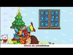 Refrão: Tic-tac, tic-tac o relógio a andar. Tic-tac, tic-tac Pai Natal vai chegar. Tic-tac, tic-tac o relógio a andar. Tic-tac, tic-tac Pai Natal vai chegar....
