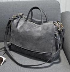 2016 New Arrive Women Shoulder Bag Nubuck Leather Vintage Messenger Bag Motorcycle Crossbody Bags Women Bag CX003