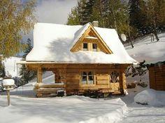 Cute little cabin!