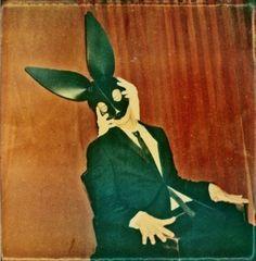 Wendy Bevan <3 'Rabbit Man'