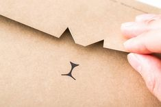 Origami Envelope Design Packaging 34 Ideas For 2019 Clever Packaging, Brand Packaging, Gift Packaging, Packaging Design, Branding Design, Innovative Packaging, Logo Design, Coffee Packaging, Bottle Packaging