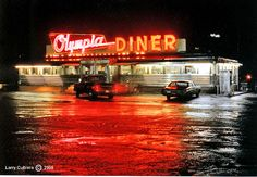 Olympia Diner, Newington, CT