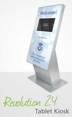 Laminated with your graphics free of charge, the faceplate can be configured with a wide range of peripherals, including printers, barcode scanners, and card readers.