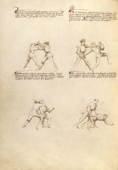 "Fior di Battaglia (""The Flower of Battle"", MS Ludwig XV 13) is an Italian fencing manual authored by Fiore de'i Liberi"