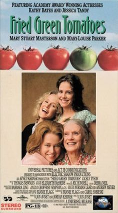 Fried Green Tomatoes starring Kathy Bates, Jessica Tandy, Mary-Louise Parker, and Mary Stuart Masterson. One of my late wife's favorites. Mary Louise Parker, Film Music Books, Music Tv, Jessica Tandy, Film Scene, Foto Poster, Bon Film, Image Film, I Love Cinema