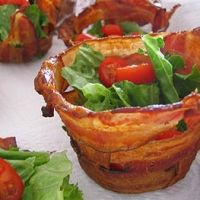 Beautiful Bacon Bowls Recipe