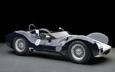 1960 Maserati Tipo-61 Birdcage
