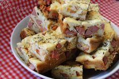 Brisando na Cozinha: Torta PicNic