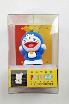 Doreamon Figurine Clip Car Air Freshener Collectible Misprinted Hello Kitty Box | Collectibles, Animation Art & Characters, Japanese, Anime | eBay!