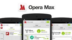 Opera Max, una nueva app para reducir tu uso de datos