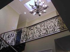 S.C. FLY - FOX S.R.L. - Modele balustrade, scari si balcoane din fier forjat - Model: 77BSB214 - Confecţionăm la comandă porţi, garduri, balustrade, scări. Societatea noastă stă la dispoziţia micilor întreprinzători sau a revânzătorilor prin fabricarea de elemente din Fier Forjat sau amprentarea de ...