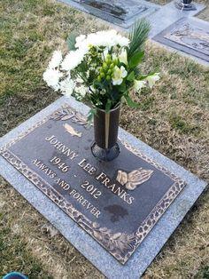 Dads gravestone