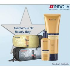 INDOLA SET XMAS GLAMOUR Shampoo, Xmas, Glamour, Beauty, Christmas, Navidad, Noel, The Shining, Beauty Illustration