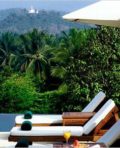 La Residence Phou Vao, in Luang Prabang, Laos - It's impossible to find a nicer hotel in Laos!