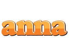 Anna orange logo