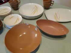 Melmac Dinnerware - Google Search