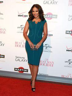Sanaa Lathan....great actress!
