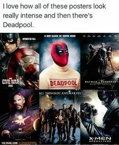 A new class of superhero : deadpool