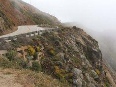 California State Route 1 in Big Sur