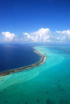 One of the most beautiful Island of the World. I'm a lucky girl, it is in my Country: National Park  Los Roques , Venezuela