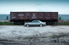 W124  -Lost Benz