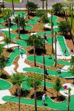 Neptune Fun Park Mini Golf