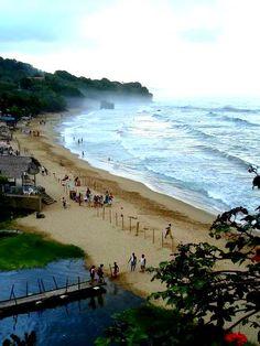 Playa de Chirimena y Corrales Edo, Miranda, Venezuela