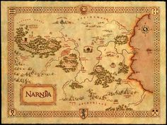 the chronicles of narnia map movie poster - Pesquisa Google